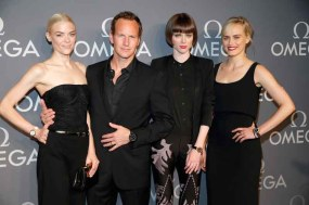 Jamie King, Patrick Wilson, Coco Rocha and Taylor Schilling