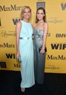 Nicola Maramotti and Rose Byrne