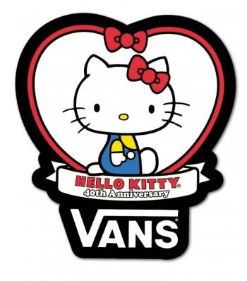 Vans x Hello Kitty _LOGO