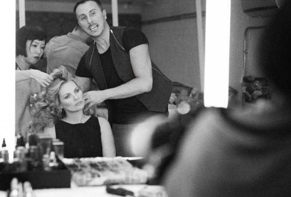 Kerastase Paris USA Kate Moss
