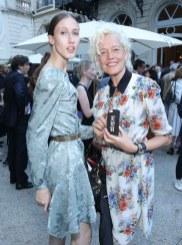 Anna Cleveland & Ellen Von Unwerth