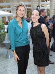 Anne-Sophie Von Claer & Iris Van Herpen
