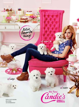Bella Thorne for Candies (2)
