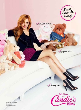 Bella Thorne for Candies (3)