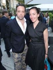 Nicholas Mellamphy & Pamela Golbin