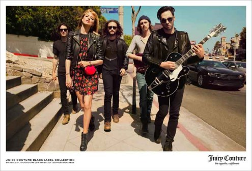 juicy couture black label F14 ad (2)