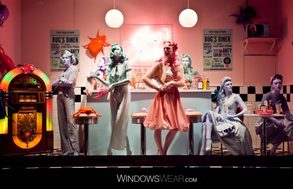 """WindowsWear: Selfridges London"""