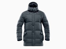 Porsche Mens Padded Coat