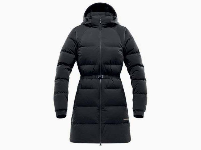 Porsche Womens Resort Coat