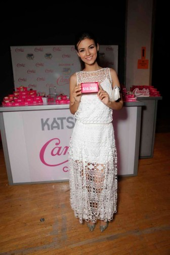 Candie's Sponsors Teen Choice Awards Katsuya Pop-Up