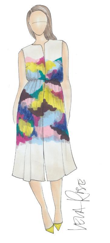 Lane Bryant Lela Rose Sketch