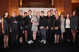 Andam 2014 jury members & winners