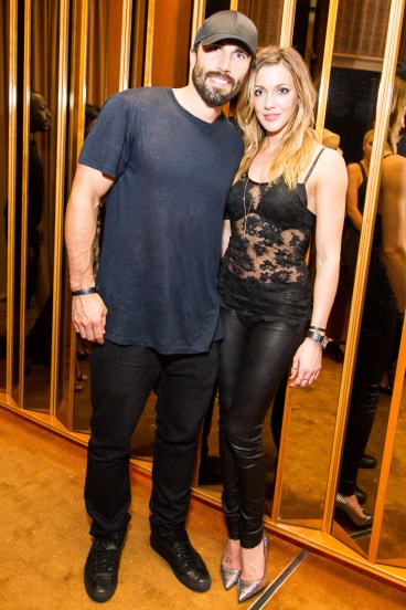"""""""BCBGMAXAZRIA Runway and Hervé Léger by Max Azria Spring 2015 Collections After-Party Celebration"""""""