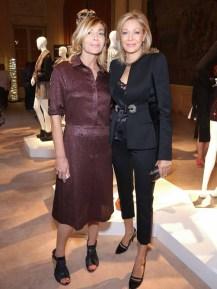 Nathalie Dufour & Nadja Swarovski
