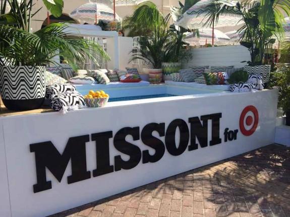 MISSONI Installation Bondi Beach