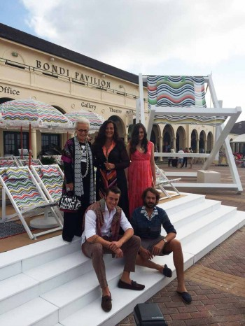 The Missonis at BONDI Beach Australia