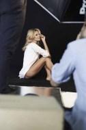Heidi Klum for Sharper Image 2014 (11)