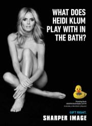 Heidi Klum for Sharper Image 2014 (2)