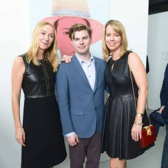 Lucy Kriz, Kris Knight, Frida Giannini