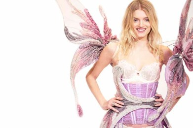 Lily Donaldson in the Swarovski Look VSFS14 (2)