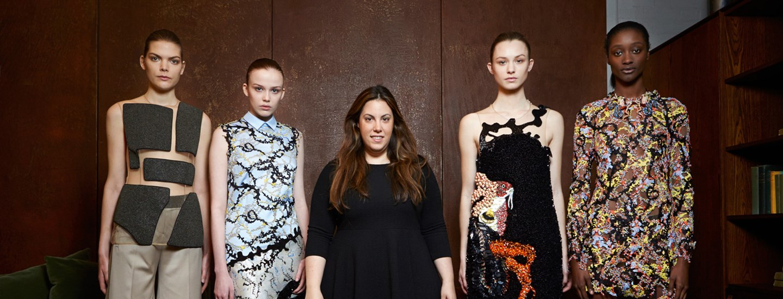 Mary Katrantzou Named Winner Of 2015 Bfc Vogue Designer Fashion Fund Fashionwindows Network