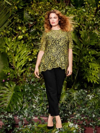 Lela Rose for Lane Bryant S15 (11)