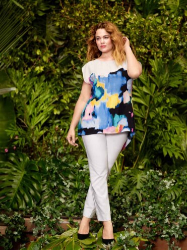 Lela Rose for Lane Bryant S15 (8)