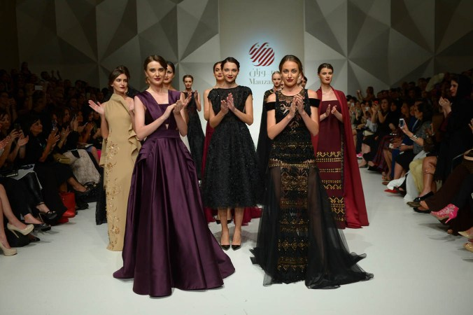 Mauzan - Runway - Dubai FFWD April 2015