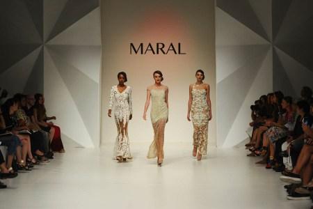 Maral - Runway - Dubai FFWD April 2015