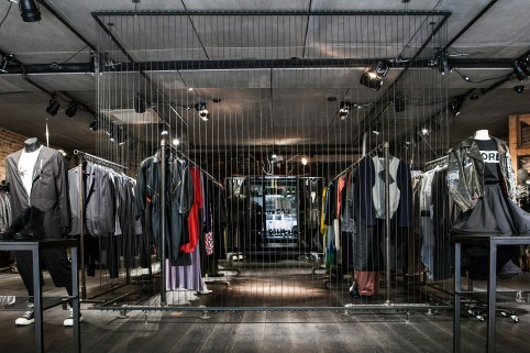 Byronesque x Hotoveli Launch Two-Week-Long Boutique Installation