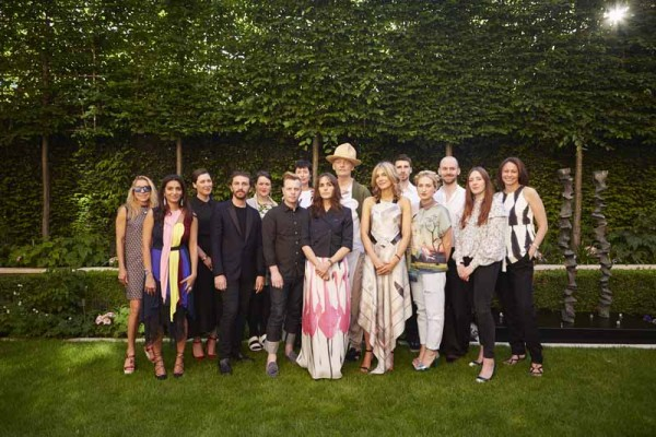 Fashion Trust Co-Chairs and Designers 2015