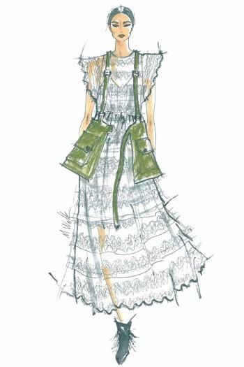 marissa webb spring16 sketch