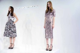 Rebecca Vallance - Presentation - Spring 2016 New York Fashion Week: The Shows
