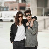 Shlomit Malka and Gregg Sulkin