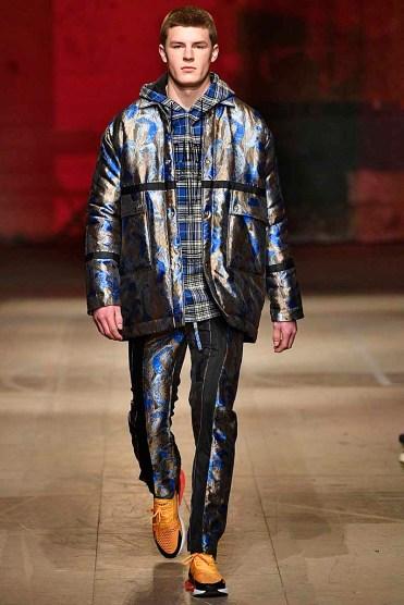 Astrid Andersen London Fashion Week Men Fall Winter 2018-19 London January 2018