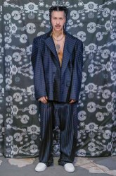 Sadak Menswear Fall Winter 2018 Collection Paris Fashion Week