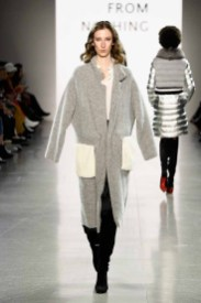 All Comes From Nothing x COOME FW18 - New York Fashion Week: The Shows - Runway