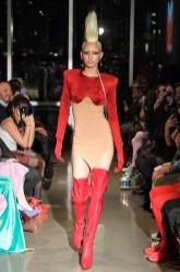 Kaimin New York Womenswear Fall Winter 2018-2019 NYC February 2018