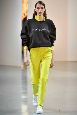 Noon by Noor New York Womenswear Fall Winter 2018-1019 NYC February 2018
