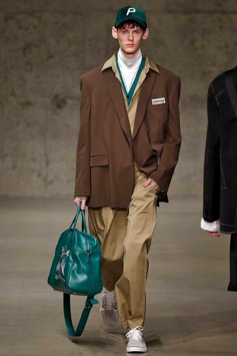 Peacebird New York Menswear Fall Winter 2018-1019 NYC February 2018