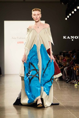 Kanon F19 asian fashion collection