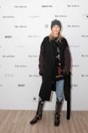 Alana Hadid in Beyond Closet Sweater