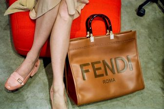 Courtesy Of FENDI
