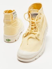 Palladium Earth Collection Pampa Hi Organic Boot in Yellow, $80 at Urban Outfitters