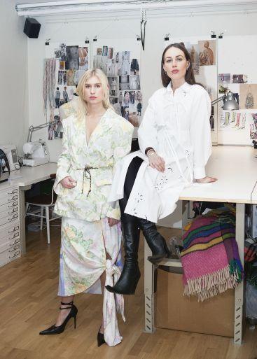Josephine Bergqvist & Livia-Schuck