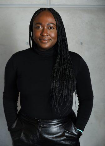 Black in Fashion Council (BIFC), accepted by Co-Founder Sandrine Charles