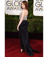 Emma Stone - 2015 Golden Globes