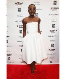 Lupita Nyong'o - 2013 Gotham Independent Film Awards