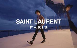 Courtesy Of Saint Laurent
