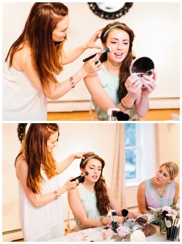 Clase de Automaquillaje Divertida - Make up Party